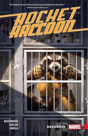 Rocket Raccoon - Grounded