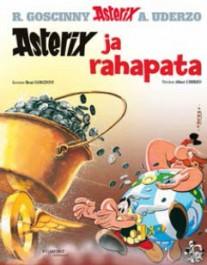 Asterix 13 - Asterix ja rahapata (kovak.)