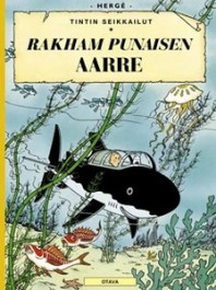 Tintin seikkailut 12 - Rakham Punaisen aarre