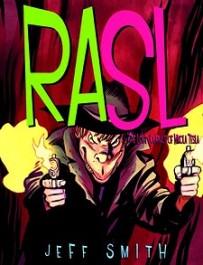 RASL 4 - The Lost Journals of Nikola Tesla