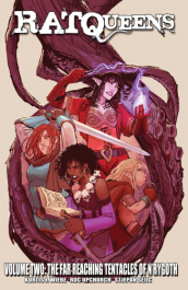 Rat Queens 2 - The Far Reaching Tentacles of N'Rygoth