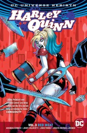 Harley Quinn 3 - Red Meat