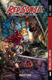 Red Sonja - Worlds Away 1