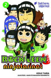Rock Leen ninjatarinat 2