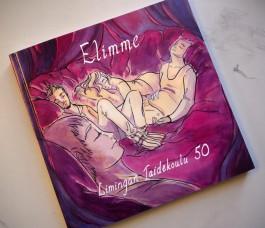 Elimme : Limingan taidekoulu 50 vuotta