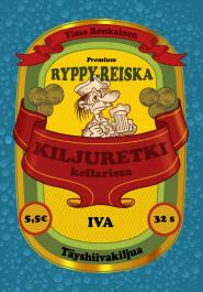 Ryppy-Reiska - Kiljuretki kellarissa