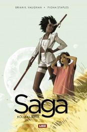 Saga - Kolmas kirja
