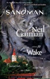 The Sandman 10 - The Wake
