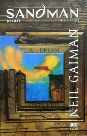 Sandman Deluxe-kirja 3 - Unten ihmemaa
