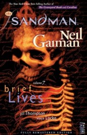 The Sandman 7 - Brief Lives