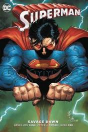 Superman - Savage Dawn