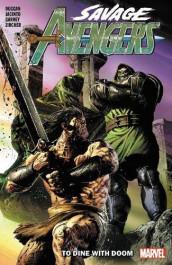 Savage Avengers 2 - To Dine with Doom