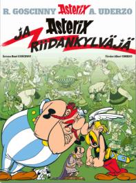 Asterix 15 - Asterix ja riidankylväjä (kovak.)