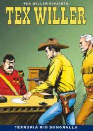Tex Willer Kirjasto 29 - Terroria Rio Sonoralla