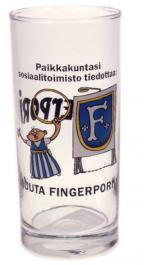 Fingerpori-lasi - Sosiaalitoimisto