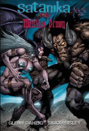 Satanika versus Morella's Demon #1