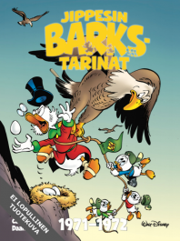 Jippesin Barks-tarinat 1971–1972 (ENNAKKOTILAUS)