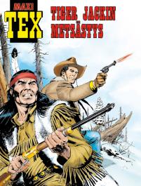 Tex Willer Maxi-Tex 42 - Tiger Jackin metsästys