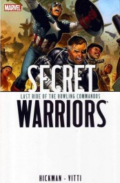 Secret Warriors 4 - Last Ride of the Howling Commandos (K)
