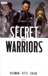 Secret Warriors 5 - Night
