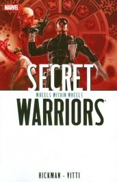 Secret Warriors 6 - Wheels Within Wheels