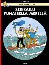 Tintin seikkailut 19 - Seikkailu Punaisella merellä