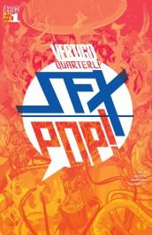 Vertigo Quarterly SFX #1