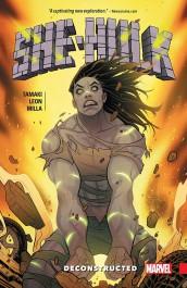 She-Hulk 1 - Deconstructed