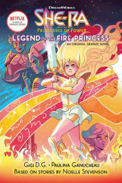 She-Ra and the Princesses of Power 1 - The Legend of the Fire Princess