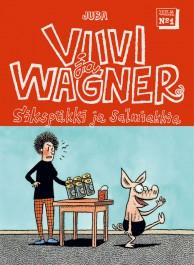 Viivi ja Wagner 1 - Sikspäkki ja salmiakkia (+ viiri)