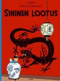 Tintin seikkailut 5 - Sininen lootus