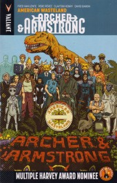 Archer & Armstrong 6 - American Wasteland