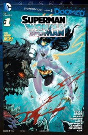 Superman/Wonder Woman Annual #1