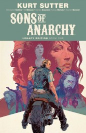 Sons of Anarchy Legacy Edition Book 1