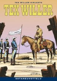 Tex Willer Kirjasto 43 - Sotaneuvottelu