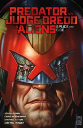Predator vs Judge Dredd vs Aliens - Splice and Dice