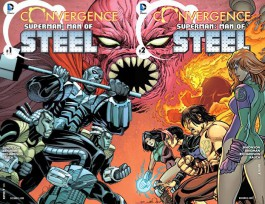 Convergence: Superman - Man of Steel #1-2