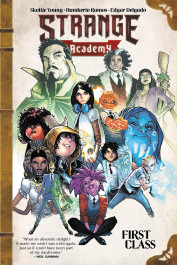 Strange Academy - First Class