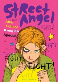 Street Angel - After School Kung Fu Special