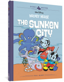 Mickey Mouse - The Sunken City