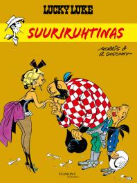 Lucky Luke 40 - Suuriruhtinas