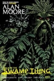 Saga of the Swamp Thing 4
