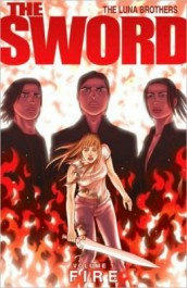 The Sword 1 - Fire