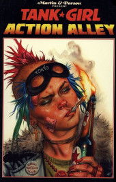 Tank Girl - Action Alley