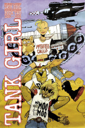 Tank Girl Color Classics Book Two 1991-1993