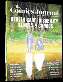 The Comics Journal #305