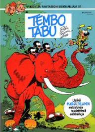 Pikon ja Fantasion seikkailuja 37 - Tembo Tabu
