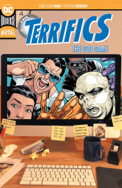 The Terrifics 3 - The God Game
