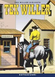 Tex Willer Kirjasto 12 - Kotkavuori