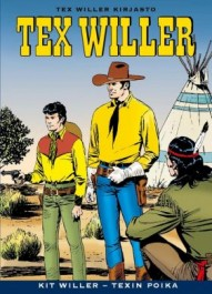 Tex Willer Kirjasto 7 - Kit Willer, Tex Willerin poika